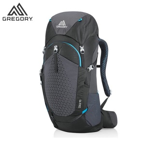 Gregory格里高利ZULU双肩背包大容量男款轻量户外登山徒步双肩包
