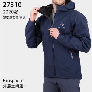 始祖鸟Arcteryx Zeta SL男女款GTX防水硬壳冲锋衣夹克21776 27310